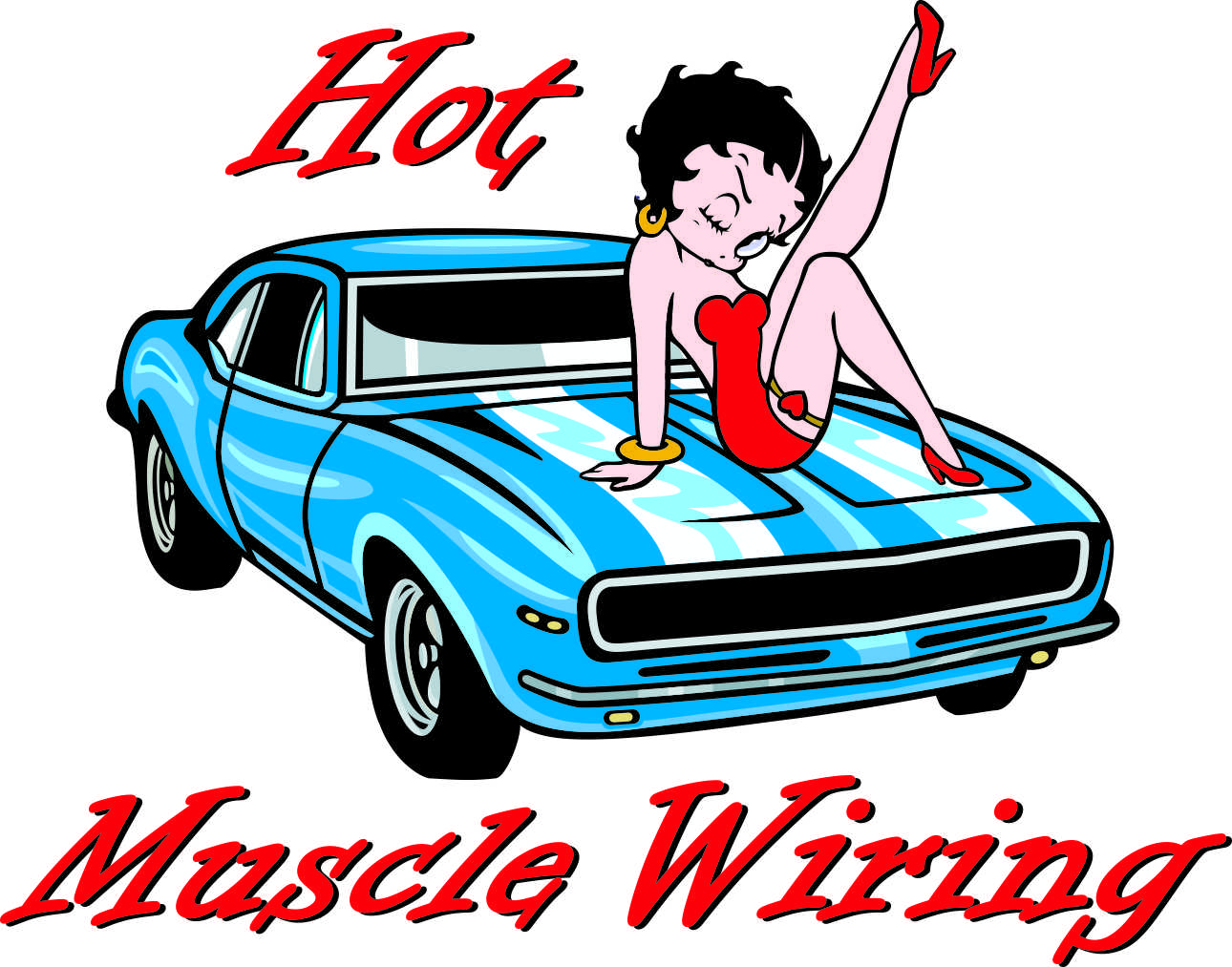 Hot Muscle Wiring FINAL w font